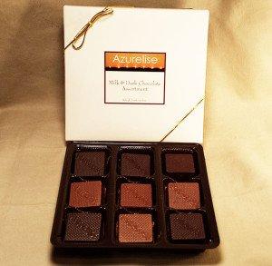 Azurelise_Chocolate_Raleigh_NC_9piece